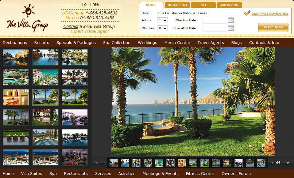 Mocambo Cabo San Lucas Cabo San Lucas Office Location